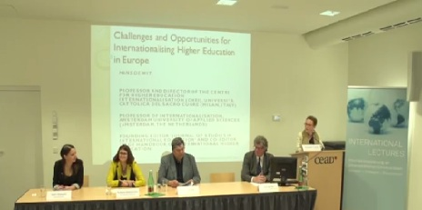 Challenges and Opportunities for Internationalising Higher Education in Europe